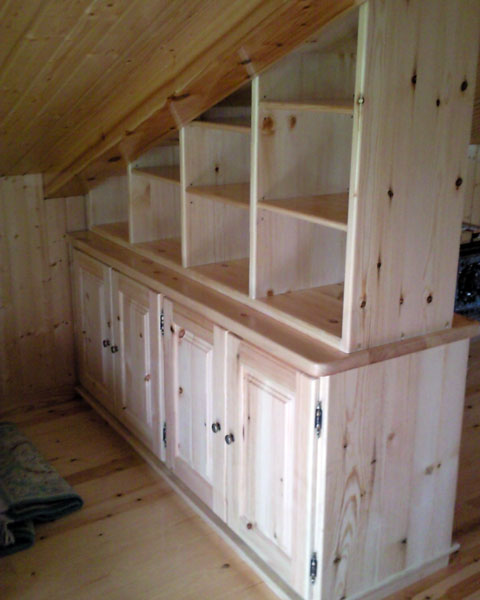 Muebles para buhardillas muebles auxiliar para espacios for Muebles para buhardillas